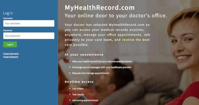 Request For Portal Invite Macarthur Medical Center