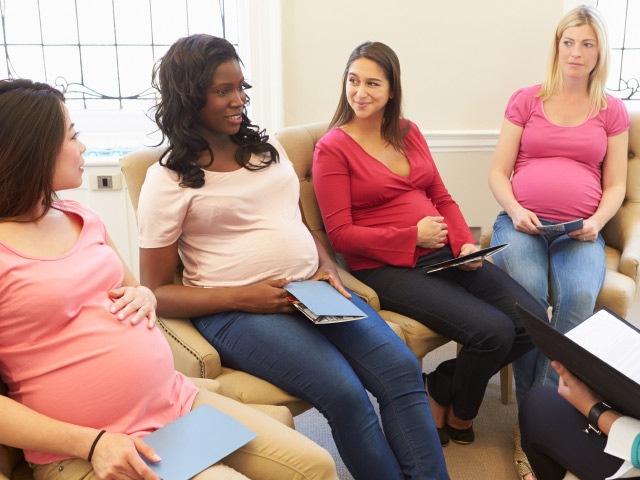 Prenatal Classes - MacArthur Medical Center